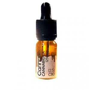 High Strength 12.5% - 1250mg CBD Dropper Bottle Tincture Extract