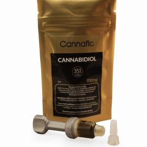 35% CBD  |  High Strength  |  2ml Micro-doser Refill  |  700mg