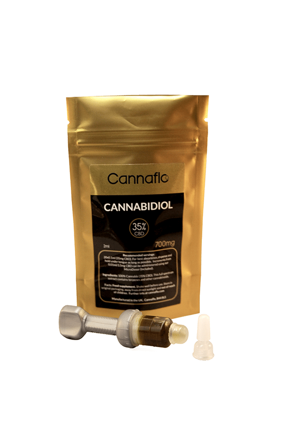 35% High Strength CBD - Micro-Doser kit for Cannaflo Micro-Doser