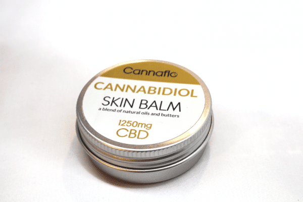 CBD Skin Balm | High Strength | All natural using organically sourced ingredients and balanced perfectly with GMP Certified CBD Hemp extract
