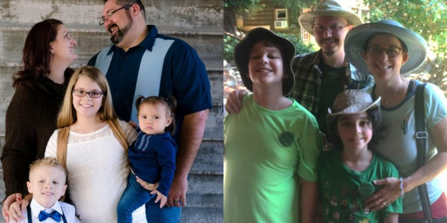 The story of 2 families who treated their children with Autism